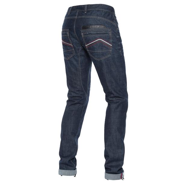 BONNEVILLE SLIM DARK-DENIM- Pants