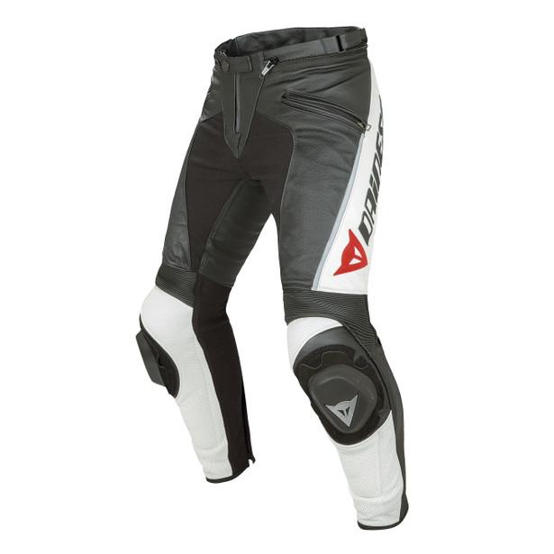 DELTA PRO C2 PELLE ESTIVO BLACK/WHITE- Pantalons