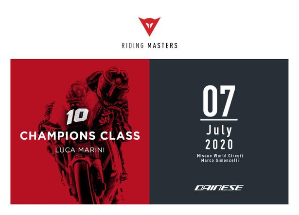 CHAMPIONS CLASS MISANO – MARINI - Riding Master Misano
