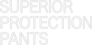 superior protections pants logo