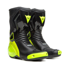 NEXUS 2 D-WP BOOTS BLACK/FLUO-YELLOW