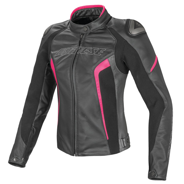 dainese giacca pelle donna