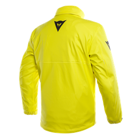 STORM JACKET FLUO-YELLOW- Impermeables