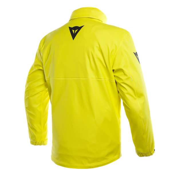 STORM JACKET FLUO-YELLOW- RainWear