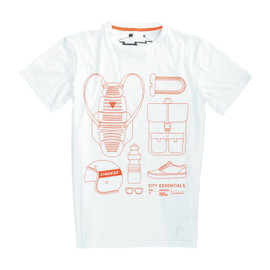 T-SHIRT CITY PACK WHITE