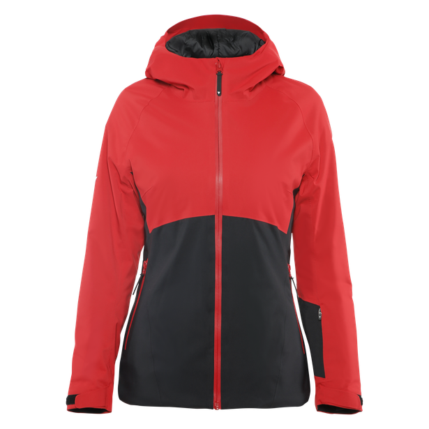 HP ROLLER WMN CHILI-PEPPER/STRETCH-LIMO- Women Winter Jackets