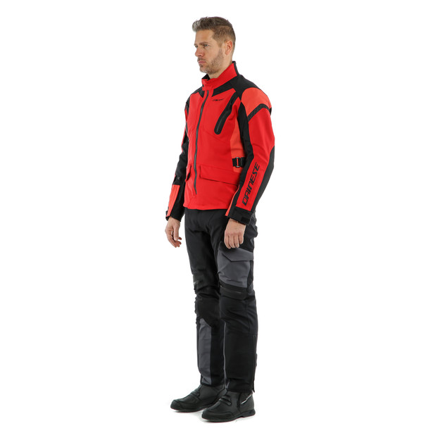 TONALE D-DRY® JACKET LAVA-RED/BLACK- D-Dry®