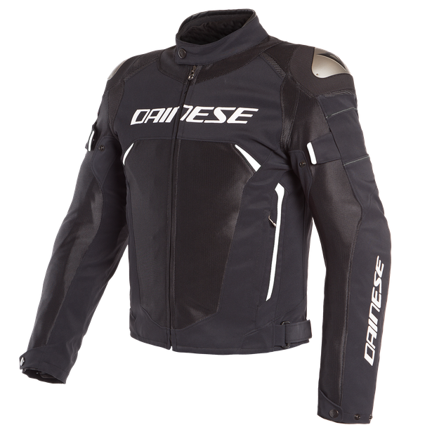 DINAMICA AIR D-DRY JACKET BLACK/BLACK/WHITE- D-Dry®