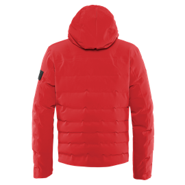 SKI DOWNJACKET SPORT CHILI-PEPPER/STRETCH-LIMO- Downjackets