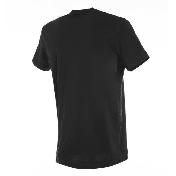 AGV T-SHIRT BLACK- Camisetas