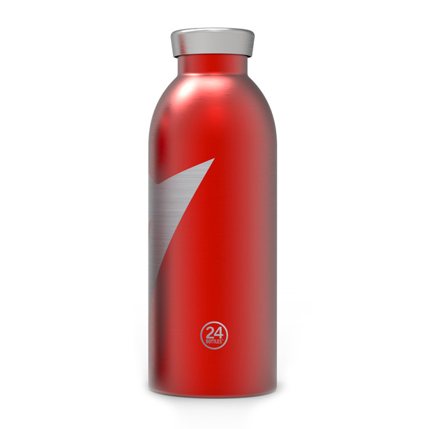 Dainese Clima Bottle 500ML RED/METAL- Accessoires