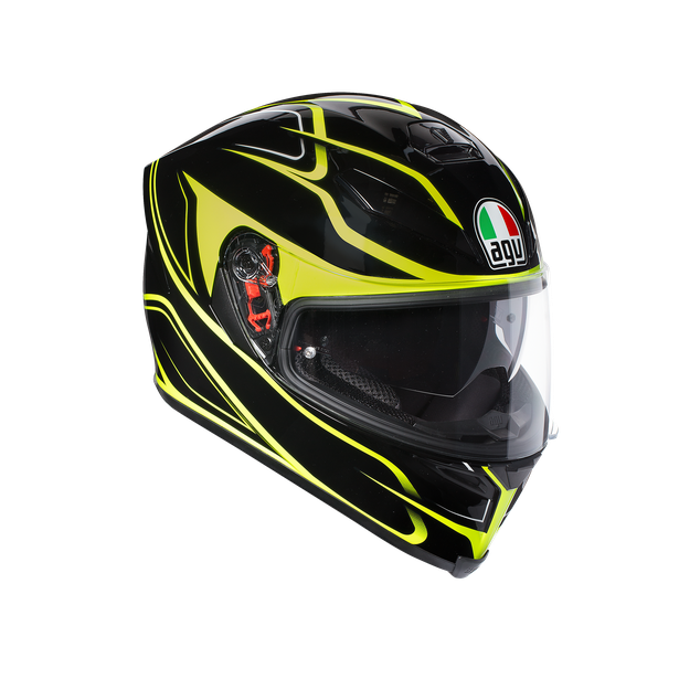 K-5 S MULTI ECE DOT PLK - MAGNITUDE BLACK/YELLOW FLUO - K-5 S