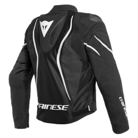 ESTREMA AIR TEX JACKET BLACK/BLACK/WHITE- Textile