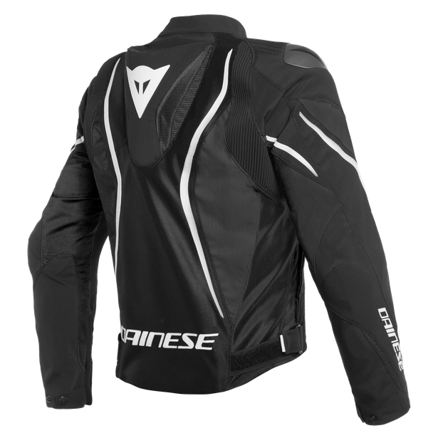 ESTREMA AIR TEX JACKET BLACK/BLACK/WHITE- Textil