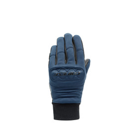 COIMBRA UNISEX WINDSTOPPER GLOVES BLACK-IRIS/BLACK- Tissus