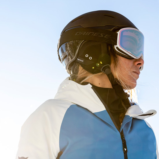 Dainese SKI Helmets and goggles