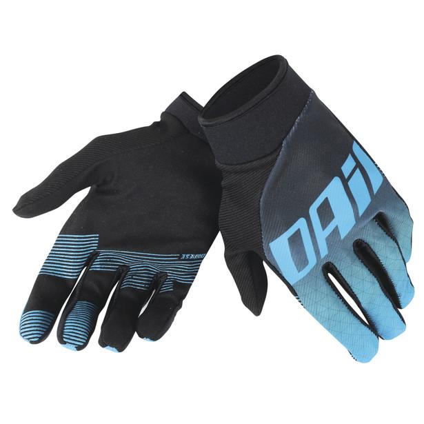DRIFTEC GLOVES GREY/CELESTE- Handschuhe