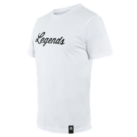 LEGENDS T-SHIRT WHITE/BLACK