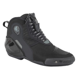 DYNO D1 SHOES BLACK/ANTHRACITE- Leather