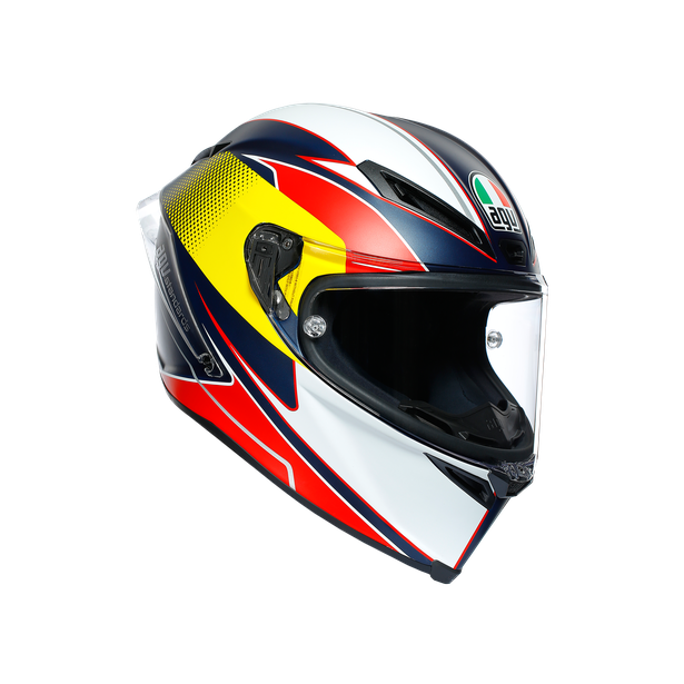 CORSA R E2205 MULTI - SUPERSPORT BLUE/RED/YELLOW - Corsa R