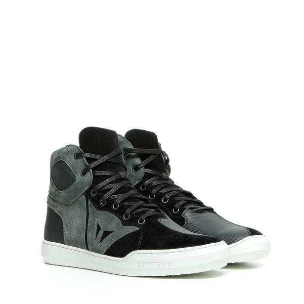 ATIPICA AIR SHOES BLACK/ANTHRACITE- Textil