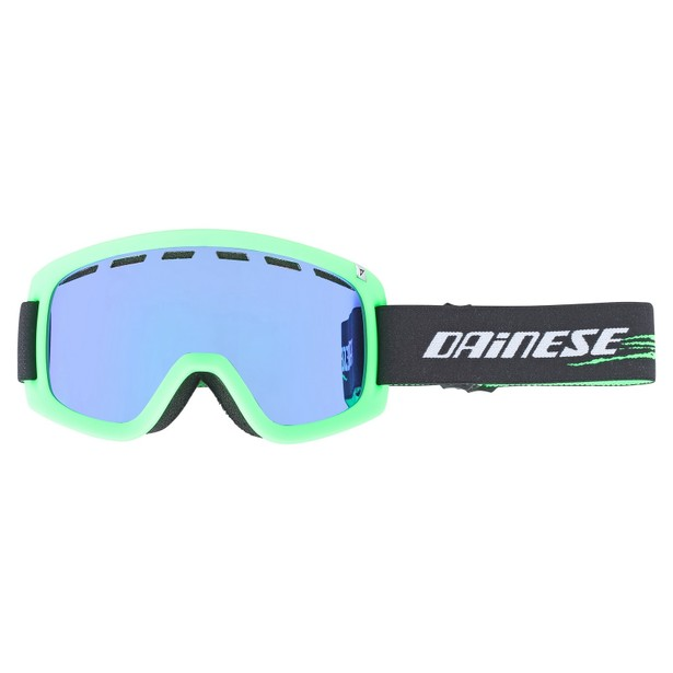 FREQUENCY GOGGLES GREEN-SCRATCH/GREEN-ION- Goggles