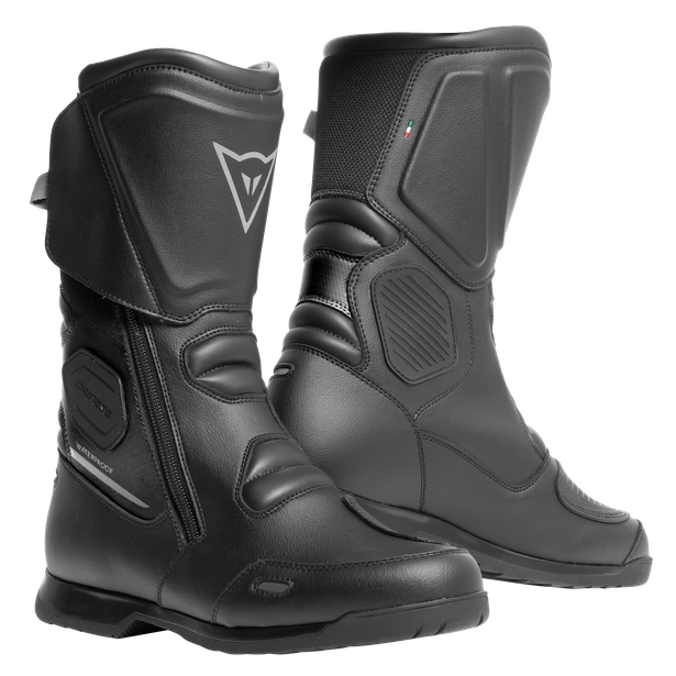 X-TOURER D-WP BOOTS BLACK/ANTHRACITE- Waterproof