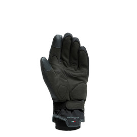 AVILA UNISEX D-DRY GLOVES BLACK/FLUO-YELLOW- Gloves