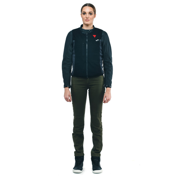 SMART JACKET WOMAN BLACK- Women D-Air