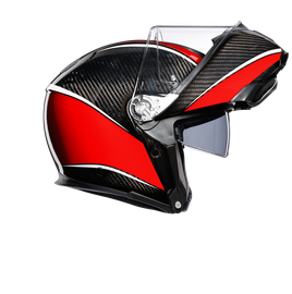SPORTMODULAR MULTI E2205 - AERO CARBON/RED - Promotions