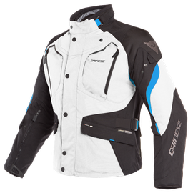 DOLOMITI GORE-TEX JACKET LIGHT-GRAY/BLACK/ELECTRON-BLUE- Gore-Tex®