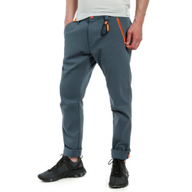 AWA BLACK - PANTS OMBRE-BLUE- Casual Wear