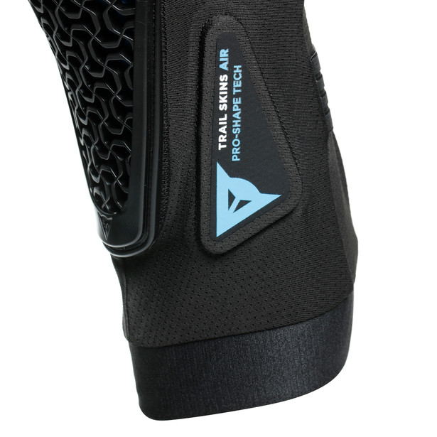 TRAIL SKINS AIR KNEE GUARDS BLACK- Knees