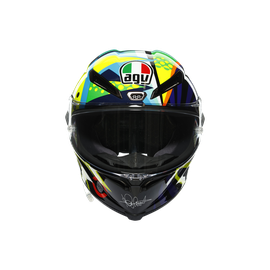 PISTA GP RR ECE DOT LIMITED EDITION - ROSSI WINTER TEST 2020 - Full Face