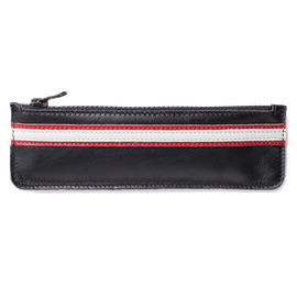 SETTANTADUE PEN CASE BLACK/RED