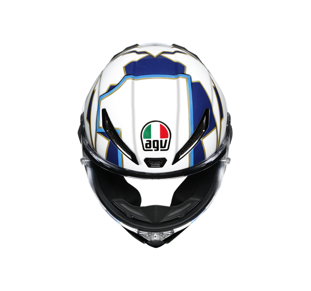 PISTA GP RR AGV ECE-DOT LIMITED EDITION - WORLD TITLE 2003 - Full-face