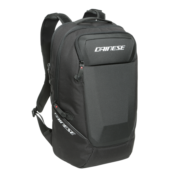 D-ESSENCE BACKPACK STEALTH-BLACK- Borse