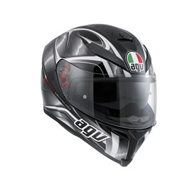 K-5 S E2205 MULTI - HURRICANE BLACK/GUNMETAL/WHITE - Integrales