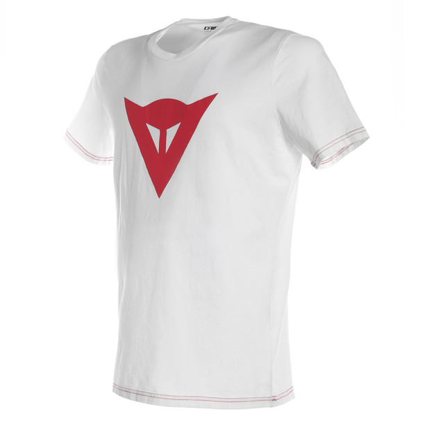 SPEED DEMON T-SHIRT WHITE/RED- Camisetas