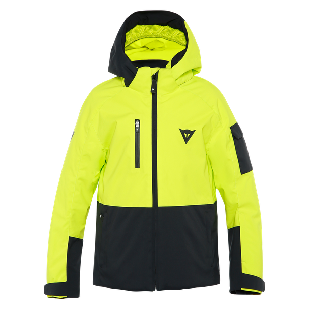 RIBBO HP JKT - KID STRETCH-LIMO/LIME-PUNCH- Scarabeo