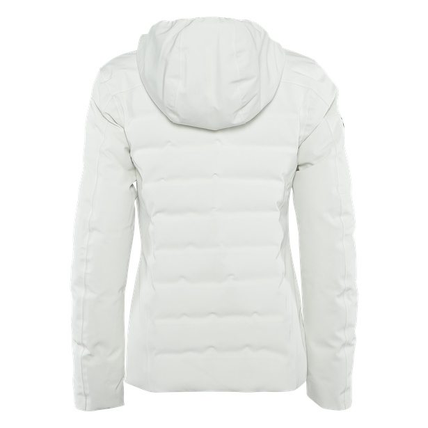 SKI DOWNJACKET SPORT WOMAN LILY-WHITE- Downjackets