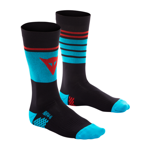 HG SOCKS LIMO/HAWAI-OCEAN/HIGH-RISK-RED- Accessoires
