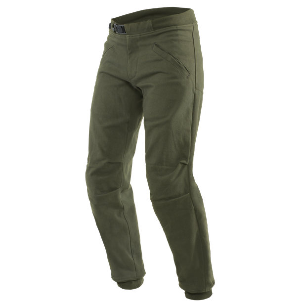 TRACKPANTS TEX PANTS OLIVE- Pants