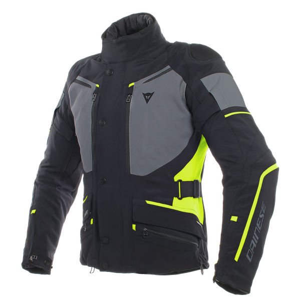 CARVE MASTER 2 GORE-TEX® JACKET BLACK/EBONY/FLUO-YELLOW- Gore-Tex®
