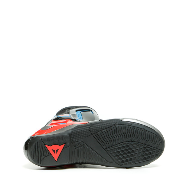 TORQUE 3 OUT BOOTS PISTA 1- Leather