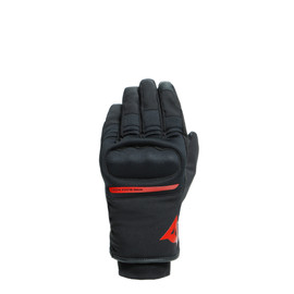 AVILA UNISEX D-DRY GLOVES BLACK/RED