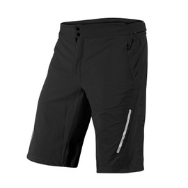 TERRATEC SHORTS BLACK- Hosen