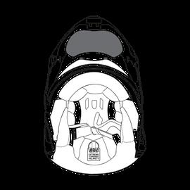 WIND PROTEC.SPORTMODULAR Sz.1 (XXS-L) - Accessoires