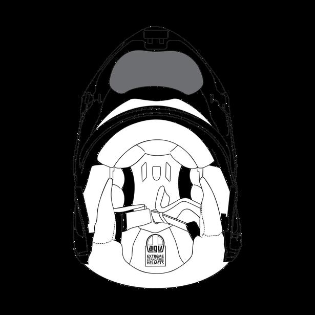 WIND PROTEC.SPORTMODULAR Sz.1 (XXS-L) - Accessori