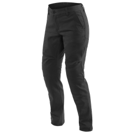 CHINOS LADY TEX PANTS BLACK